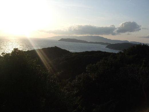 休暇村からの夕日.jpg